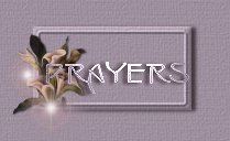 E-mail Me Your Prayer Request's